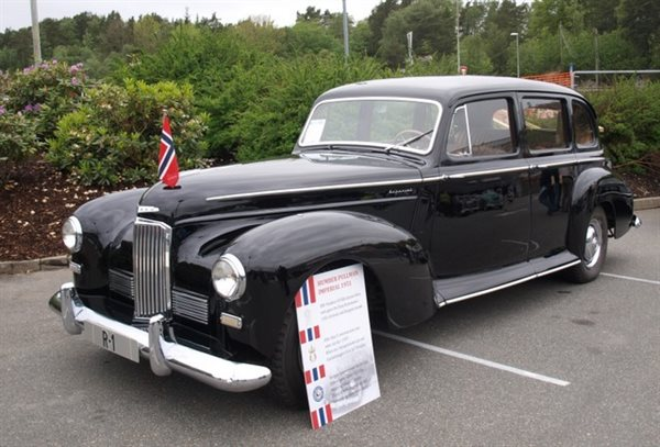 BVK sin Humber Pullman Imperial 1951: R-1